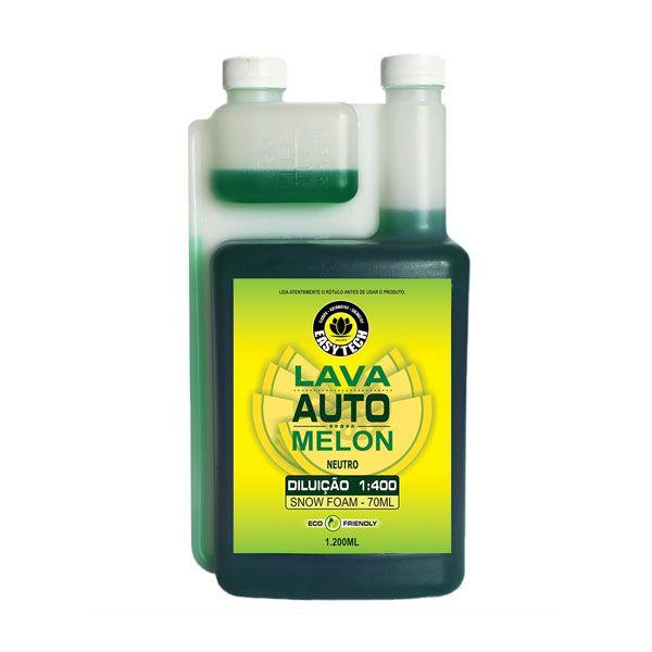 Shampoo Melon Super Concentrado 1,2L Easytech