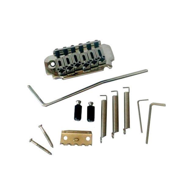 Sistema Tremolo Completo Para Guitarra Strato TS3-CR
