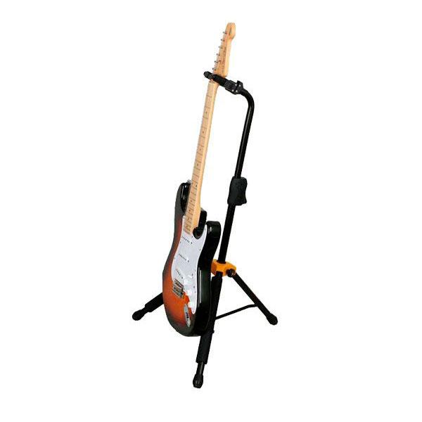 Suporte Auto Trava Para Guitarra Baixo Violão Gs414b Hércules