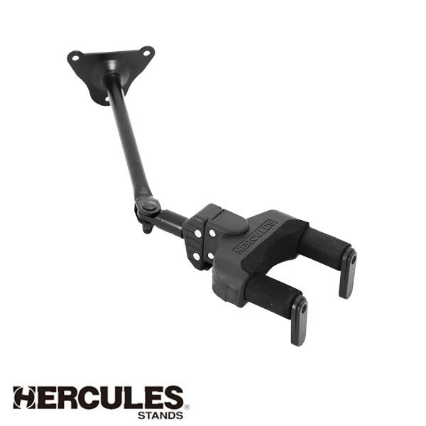 Suporte de Parede Hercules para Guitarra Violao e Baixo 15cm