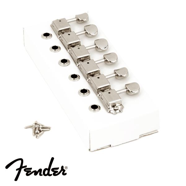 Tarraxa Fender para Guitarra Vintage Niquel