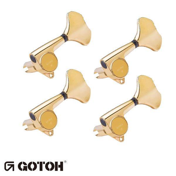 Tarraxa Para Baixo Gotoh Gb707 4l Dourada