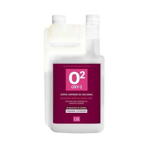 Tira Manchas Concentrado com Peróxido de Hidrogênio OXY2 1,2L Easytech