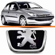 Emblema Grade Dianteira Peugeot 1998 A  2008