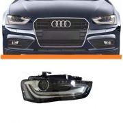 Farol Audi A4 2013 2014 2015 Com Led E Xenon Ld