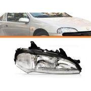 Farol Chevrolet Tigra 94 95 96 97 98 99 Foco Duplo Direito
