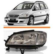 Farol Chevrolet Zafira 2001 Até 2012 Lado Esquerdo