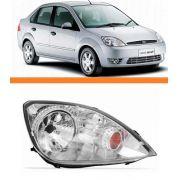 Farol Fiesta Hatch Sedan 2003 2004 2005 2006 2007 Direito