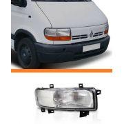 Farol Master Renault 2003 2004 2005 2006 2007 Lado Direito
