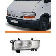Farol Master Renault 2003 2004 2005 2006 2007 Lado Esquerdo