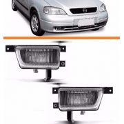 Farol Milha Astra 98 99 2000 2001 2002 Hatch Sedan Par