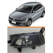 Farol Milha Polo Virtus 2018 Original Vw Valeo L E S/led