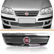 Grade Cromada Fiat Idea 2003 2004 2005 2006 2007 2008 2009