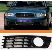 Grade Farol De Milha  Audi A4 A-4  2002 2003 2004 Esquerdo