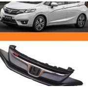 Grade Frontal Honda Fit 2015 A 2017