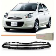 Grade Nissan March 2011 2012 2013 2014 Com Friso Cromado