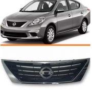 Grade Nissan Versa 2011 2012 2013 2014 Cromada