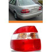 Lanterna Corolla 1999 2000 2001 2002 Nova Esquerdo (canto)