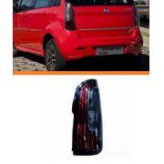 Lanterna  Fiat Idea 2011 2012 2013 2014 Com Led Dir Fumê