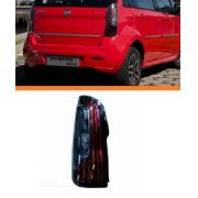 Lanterna  Fiat Idea 2011 2012 2013 2014 Com Led Esq Fumê