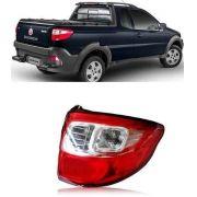Lanterna Fiat Strada 2014 2015 2016 Direita Original Nova