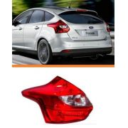 Lanterna Ford Focus Hatch 2014 2015 Esquerdo S/led