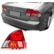 Lanterna Honda Civic 2003 2004 2005 2006 Lado Esquerdo