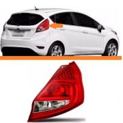 Lanterna Mexicano New Fiesta Hatch Direita 2011 2012 2013
