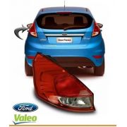 Lanterna New Fiesta 2013 2014 Hatch Esquerda Original