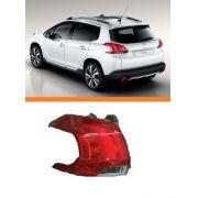 Lanterna Peugeot 2008 Canto Esquerdo Original