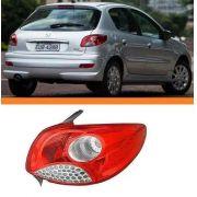 Lanterna Peugeot 207  08 09 10 11  12 Orig Direita Hatch