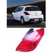 Lanterna Peugeot 308 2012 2013 2014 2015 Direita