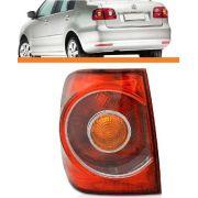 Lanterna Polo Sedan 2007 2008 2009 2010 2011esquerda Canto