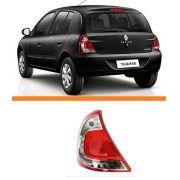 Lanterna Renault  Clio Ano 13 14 15 16 Lado Esquerdo Novo