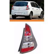 Lanterna Renault Sandero Cinza 2012 2013 2014 Direito