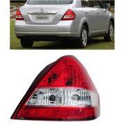 Lanterna Tiida Sedan Nissan 2010 2011 2012 2013 14 Direito