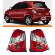 Lanterna Toyota  Etios Hatch Original Par