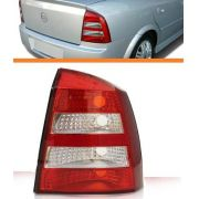 Lanterna Traseira Astra Sedan 03 04 05 06 12 Bicolor Direito