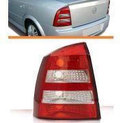 Lanterna Traseira Astra Sedan 03 04 05 06 12bicolor Esquerdo