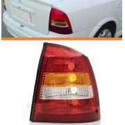 Lanterna Traseira Astra Sedan 98 99 00 01 02 Tricolor Ld