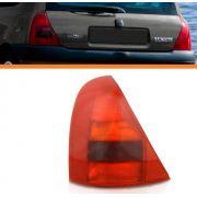 Lanterna Traseira Clio Hatch 98 99 2000 2001 2002 Esquerdo