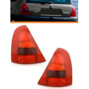 Lanterna Traseira Clio Hatch 98 99 2000 2001 2002 Par