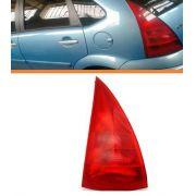 Lanterna Traseira Esquerda Citroen C3 2003 2004 2005 Vermelh