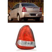 Lanterna Traseira Etios Sedan 12 13 14 15 16 17 18 Esquerdo