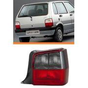 Lanterna Traseira Fiat Uno 04 2005 06 07 08 09 Fume Direito