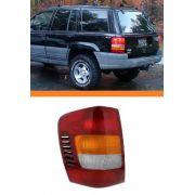 Lanterna Traseira Grand Cherokee 99 00 01 02 03 04 05 06 Esq
