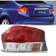 Lanterna Traseira Honda City 08 09 10 11 2012 Esquerdo