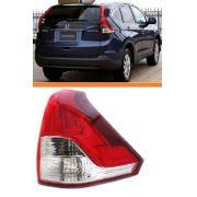 Lanterna Traseira Honda Crv 2012 2013 2014 Inferior Ld