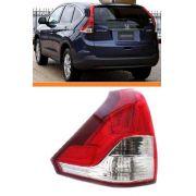 Lanterna Traseira Honda Crv 2012 2013 2014 Inferior Le