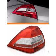 Lanterna Traseira Megane  Sedan 2010 2011 2012 Esquerda
